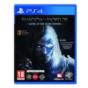 Middle-Earth Shadow of Mordor Game of The Year Edition PS4