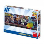 Puzzle Toy Story 4 Dino Toys, 150 piese, 6 ani+