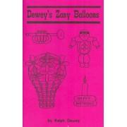 Dewey's Zany Balloons Booklet
