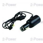 2-Power Bil-Flyg DC Adapter Acer 19V 1.58A