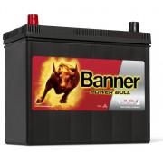 Banner Power Bull P4524 bal pozitív 45Ah / 330A akkumulátor
