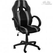 Kancelárska stolička GS Tripes Series čierna/sivá