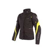 Dainese Giacca Tempest 2 Lady D-Dry nero giallo fluo