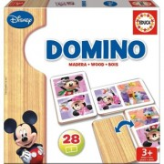 Domino Drewniane, Mickey i Minnie