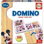 Domino Drewniane, Mickey i Minnie + EKSPRESOWA DOSTAWA W 24H