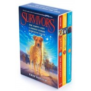 Survivors Box Set: The Empty City/A Hidden Enemy/Darkness Falls, Paperback