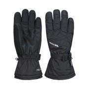 Trespass Mens Reunited II Ski Gloves - Black - Size: Small