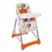 Scaun de Masa Lion Party Delizia Orange Joycare
