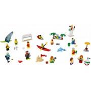 LEGO® City Town 60153 Skupina ljudi - zabava na plaži