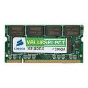 Corsair Memoria Ram Corsair 1Gb DDR2 SDSO-DIMMs 1Gb DDR2 533MHz