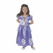 Costum pentru fetite Sofia the First Classic Toddler, 2-3 ani, Mov