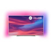 """Philips 75"""" THE ONE, 4K UHD LED Android TV, DVB-T/T2/T2-HD/C/S/S2, 3-странен Ambilight , Индекс на качеството на образа 1700, HDR 10+, Видео процесор P5 Perfect Picture"""