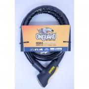 Candado De Cable Con Llave Rottweiler Onguard Mod. 8024