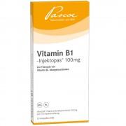 Vitamin B1-Injektopas® 100 mg 10X2 ml Injektionslösung