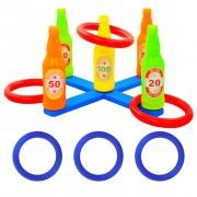 vidaXL Kids' Ring Toss Game Set 42x42x23.5 cm
