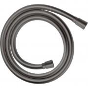 Hansgrohe - Mangueira flexível de duche 160 cm Preto escovado IsiFlex Hansgrohe