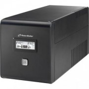 Powerwalker VI LCD 1000VA UPS Line Interactive аварийно захранванe - POWER-UPS-VI1000LCD
