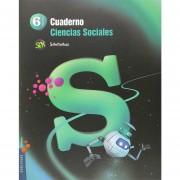 Cuaderno Ciencias Sociales 6ºprimaria. Superpixépolis
