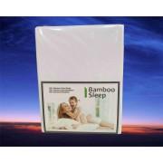 AMAZON- Bamboe molton hoeslaken, 250 grams, stretch