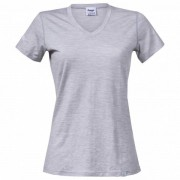 Bergans Women`s Bloom Wool Lady Tee T-shirt (XS, grigio)