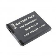 Panasonic DMW-BCL7E akkumulátor 690mAh utángyártott