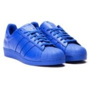 ADIDAS ORIGINALS Superstar Sneakers For Women(Blue)