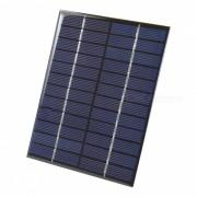 SUNWALK 2W 12V Panel Solar de celulas policristalinas de silicona 166mAh Solar
