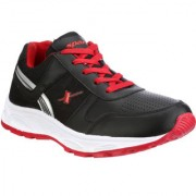 Sparx Men Black & Red Running Shoes (SM-503)