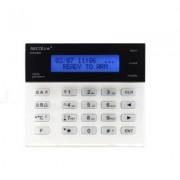 Tastatura LCD 2 randuri x 16 caractere, termometru incorporat Secolink KM20BT (Secolink)