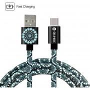 De Datos Mandala Type-C / Micro-USB Para Android / Type-C 1.5m