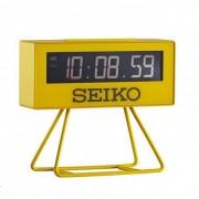 Ceas de birou Seiko QHL062Y cu alarma, cronometru si temporizator