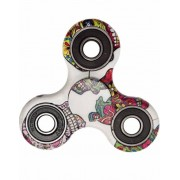 Fidget Spinner - Day Of the Dead Motiv