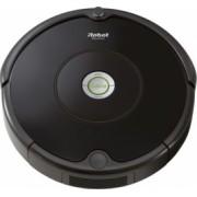 Aspirator robot iRobot Roomba 606 AeroVac Wall Follow autonomie 60 min Baterie Ni-MH Negru