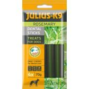 Recompensă Julius K-9 Dental Sticks cu rozmarin 70 g