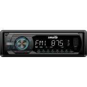 Radio MP3 Player Auto cu USB, Card SD si conexiune AUX IN Smailo Music X2