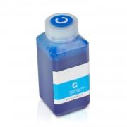 """Tinta Universal Compatível Azul Cyan - 1 Litro"""