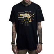 Muška majica MAFIOSO - Assembly - BLK - MAF013