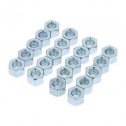 Adam Hall 5666 Hex-Nut M6 Pack