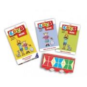 Loco Mini Loco - Pakket: Mijn Eerste Letters & Woorden (4-6 jaar)