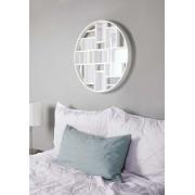Колаж от рамки за снимки UMBRA LUNA за 9 снимки - цвят бял