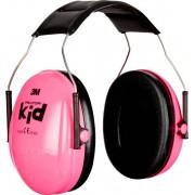 Căşti antifon pentru copii Peltor™ roz-neon