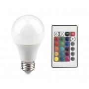 Briloner 0530-007 - RGB Bec cu LED E27/7,5W/230V Lumina reglabila