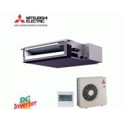 Duct Mitubishi Electric 22000 BTU inverter SEZ-KD60VAQ + SUZ-KA60VA4