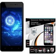 Karbonn K9 Smart Selfie Screen Guard 9H Premium Karbonn K9 Smart Selfie Full Coverage Tempered Glass Screen Protector