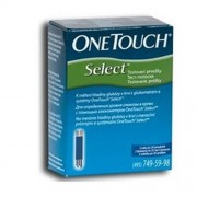 One Touch Select Teste Glicemie, 50 buc