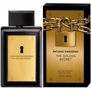 ANTONIO BANDERAS THE GOLDEN SECRET EDT 100ML ЗА МЪЖЕ