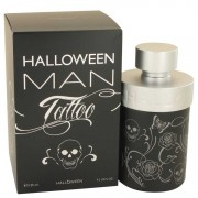 Jesus Del Pozo Halloween Man Tatoo Eau De Toilette Spray 4.2 oz / 124.2 mL Men's Fragrance 533949