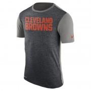 Nike Dry Color Dip (NFL Browns) Herren-T-Shirt - Schwarz