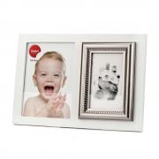 Рамка за Снимка на Бебе с Отпечатък