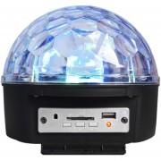 Impresionante Esfera Led Multicolor Dj Rockolas Karaoke Con USB